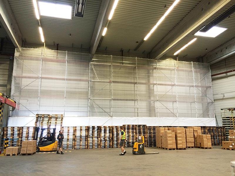 Bunzel Gerüstbau Bielefeld - Industrie