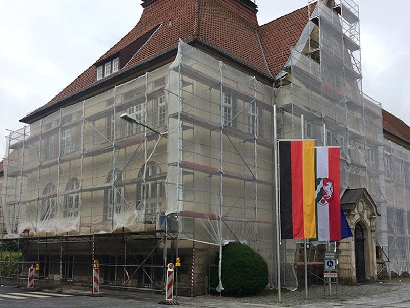 Bunzel Gerüstbau Bielefeld - Städte & Kommunen